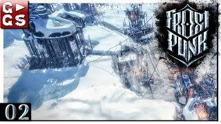 Frostpunk ❄ Die erste Kälte kommt ► #2 Kälte Simulator Saat Kampagne Gameplay deutsch