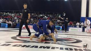 Igor Tanabe vs ANTON SELEZNEV #acbjjworld2019