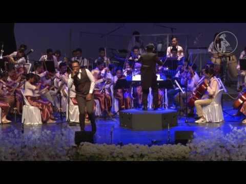 Titik Puspa - Marilah Kemari ( Jogja Student Orchestra Konser Pendidikan 2016 )