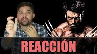 Logan (wolverine) - reacción trailer #1