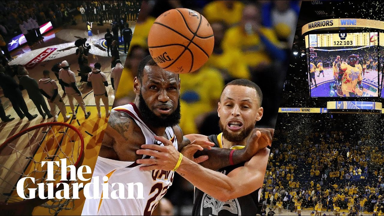 bec7ad8f9f9 Golden State Warriors 110-102 Cleveland Cavaliers: NBA finals Game 3 – as  it happened | Sport | The Guardian