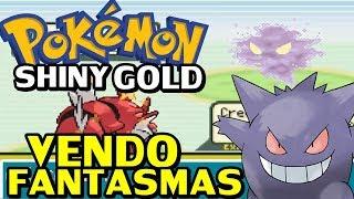 Pokémon Shiny Gold Sigma (Detonado - Parte 34) - Ghostbuster: Como Ver os Fantasmas