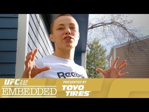 UFC 237 Embedded: Vlog Series - Episode 1