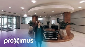 Visit the Proximus Datacenter in Brussels.