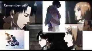 Goodbye my lover♥ Levi x Petra