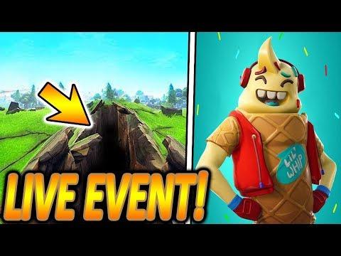 ACHTUNG⚠️...ERDBEBEN EVENT IN FORTNITE!🗻🔥 | ENDLICH CUSTOM GAMES! | Fortnite Battle Royale