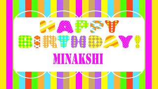 Minakshi   Wishes & Mensajes - Happy Birthday