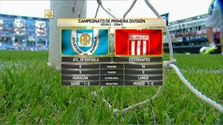 Atl. Rafaela vs CA Estudiantes full match