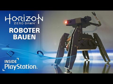 Horizon Zero Dawn: Wir bauen einen Roboter!
