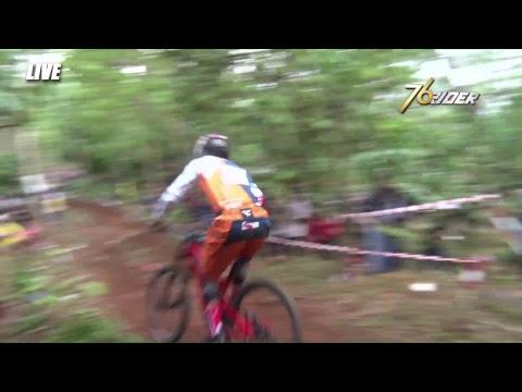 76 Indonesian Downhill 2018 Seri 5 - Ternadi Bike Park Kudus Jawa Tengah - 4 November 2018
