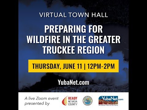 Preparing for Wildfire in the Greater Truckee Region