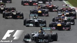 F1 British Grand Prix 2013 Race Review
