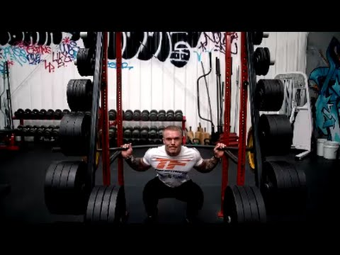 Rebuilt Training With James Grage: 10 Week Workout Plan for Hypertrophy | Day 2 Legs | Tiger Fitness