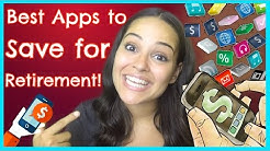 Best Apps to Save for Retirement! (& Why I love ROTH IRA's!)