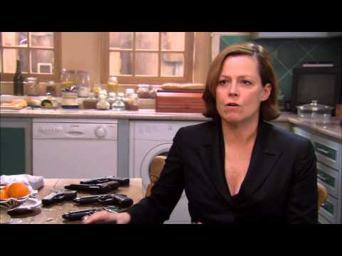 "Sigourney Weaver ""Cold Light of Day"" Interview! [HD]"