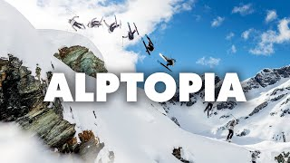 ALPTOPIA | Full Film w/ Markus Eder, Fabio Studer, & Tom Ritsch