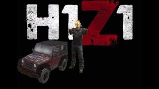 H1Z1 Enviorment Death Glitch