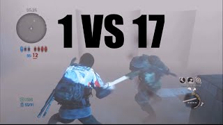 1 Vs 17 Comeback!   The Last Of Us: Remastered Multiplayer (high School)