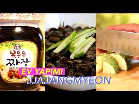 How to Make Jjajangmyeon (짜장면)