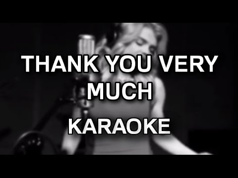 Margaret - Thank you very much [acoustic karaoke/instrumental] - Polinstrumentalista