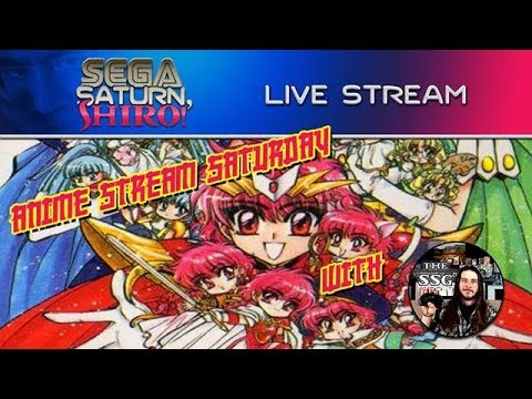 SHIRO! LIVE - Part 1 - Magic Knight Rayearth w/the Southern SEGA Gentleman