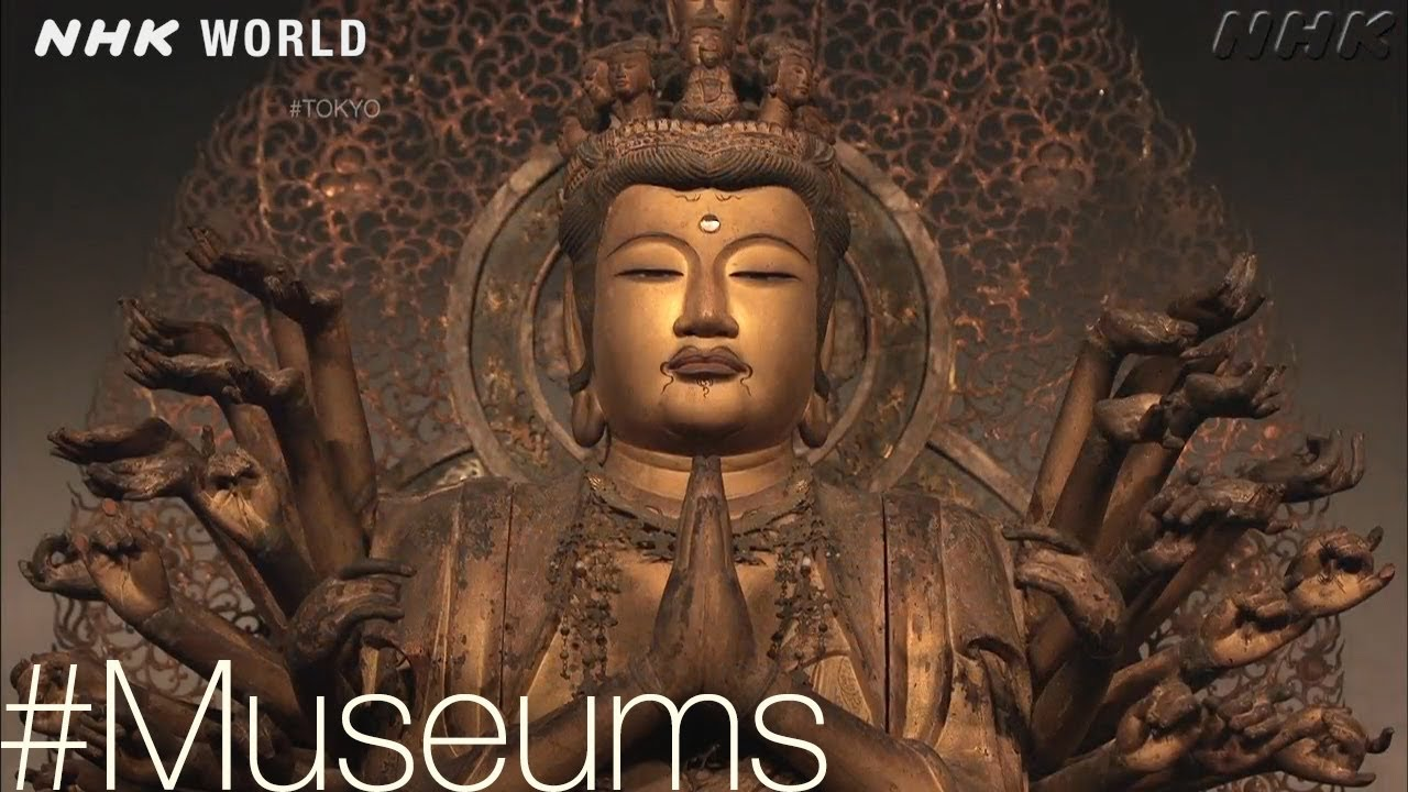 Photo of Buddhist Statues [Museums] – #TOKYO [Japan] – video