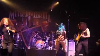 """Metal Allegiance """"Scars"""" NYC 9/17/15"""