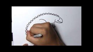 How to Draw - Iguana
