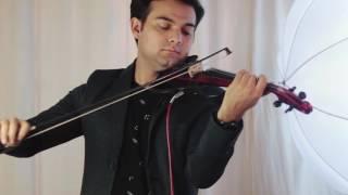 Fide Velarde - Dj Snake Middle (Violin cover)