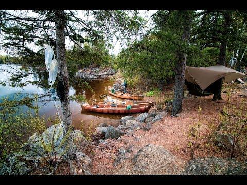 Boundary Waters Spring 2019 | BWCA | BWCAW | Canoe Camping |