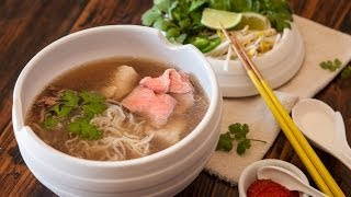 Vietnamese Pho Pressure Cooker Noodle Soup