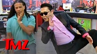 Gangnam Style' Singer Psy -- Genital Thrusting NEW Dance Move | TMZ