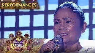 Violeta Bayawa | Bayan Ko (Day 2 Grand Finals) | Tawag ng Tanghalan