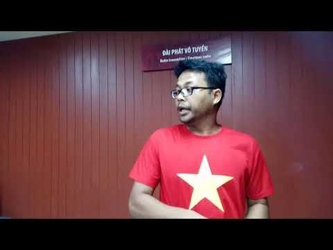 Travel Diary #20 - Independent Palace Vietnam | War Radio