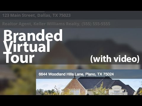 Real Estate Photography Tips - Branded Virtual Tour With Video