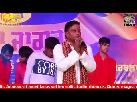 Lakhwinder Wadali At Latian Wal Jagran Live
