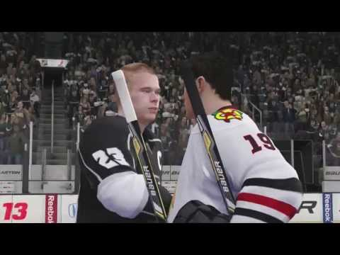 2013 NHL Western Conference Finals Preview & Simulation