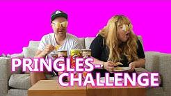 PRINGLES CHALLENGE ⚡️ JAM FM
