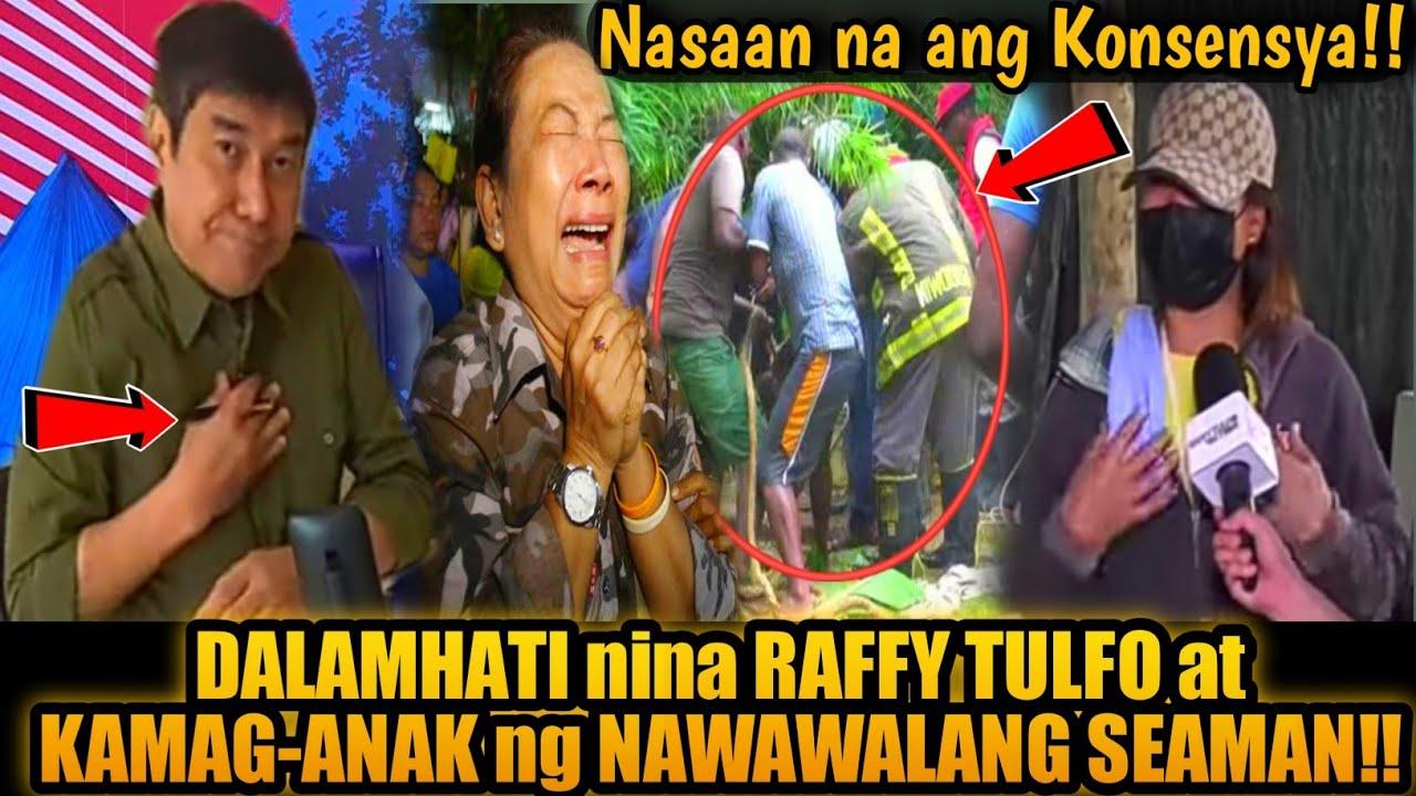 """PART 9 DALAMHATI nina """"Raffy Tulfo"""" at Kamag-Anak NAGLABAS ng Saloobin MISIS at BAYAW ala KONSENSYA"""