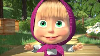 PlayBIG Bloxx Masha and the Bear - english version