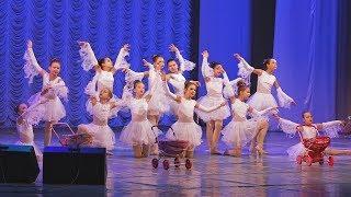 Танцевальный номер Аисты. Фестиваль-конкурс Синяя Роза