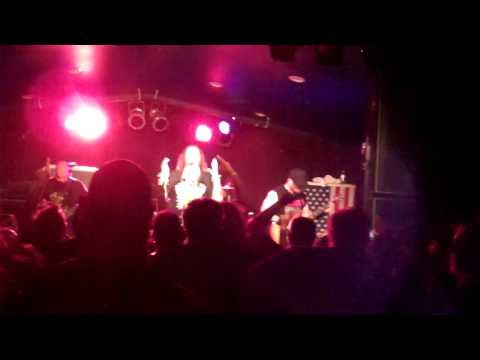 Soulfly-Roots Bloody Roots, live @ The Metal Grill, Cudahy, WI 8/8/14