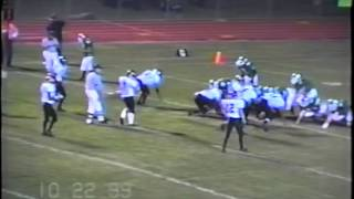 Hart county at Franklin County - Oct. 22, 1999