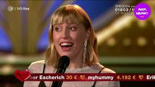 Max Raabe & Palast Orchester & LEA - Guten Tag, liebes Glück (Ein Herz für Kinder 2020)