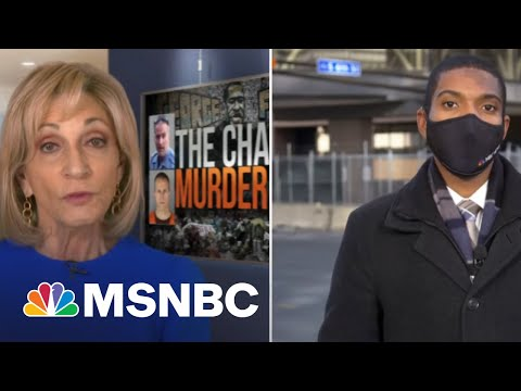 Derek Chauvin's Trial Begins With Focus On Video Of George Floyd's Death   MSNBC