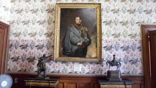 видео Алупкинский дворцово-парковый музей-заповедник, Воронцовский дворец