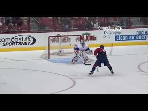 Alex Ovechkin Shootout SO GWG Goal Apr 4 2013 New York Islanders vs Washington Capitals NHL