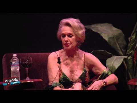 Orlando LIVE - Florida Film Festival 2013 - An Evening with Tippi Hedren