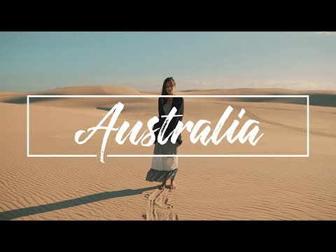 EXPLORING NEW SOUTH WALES, AUSTRALIA (with Qantas and Destin