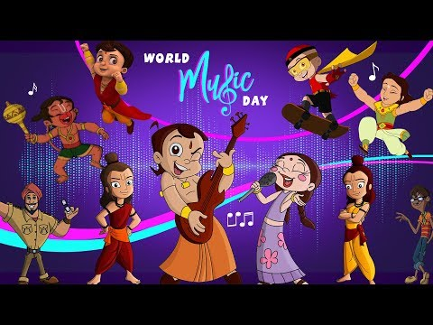 Happy World Music Day | Green Gold Kids